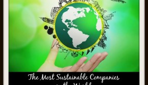 most sustainable companies in the world