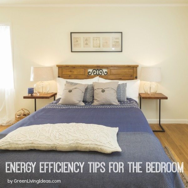 energy efficiency for the bedroom