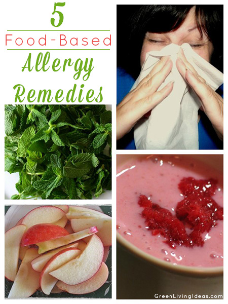 Home Remedies for Allergies Straight from Your Kitchen - Spring heralds warmer weather and explosions of color as flowers blossom and fruits ripen, but for many people the joys of spring also mean runny noses, itchy eyes, and incessant sneezing. Before you reach for the over-the-counter allergy drugs, try these home remedies for allergies!