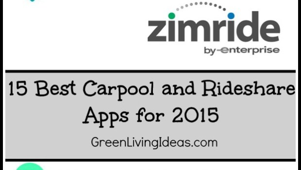 15 carpool and rideshare apps for 2015