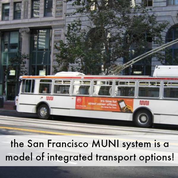 Sf muni bus system