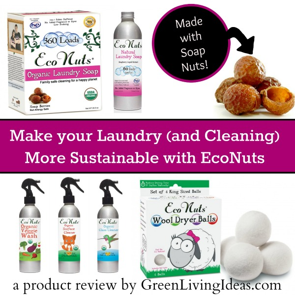 Eco Nuts Makes Laundry More Sustainable: A Product Review