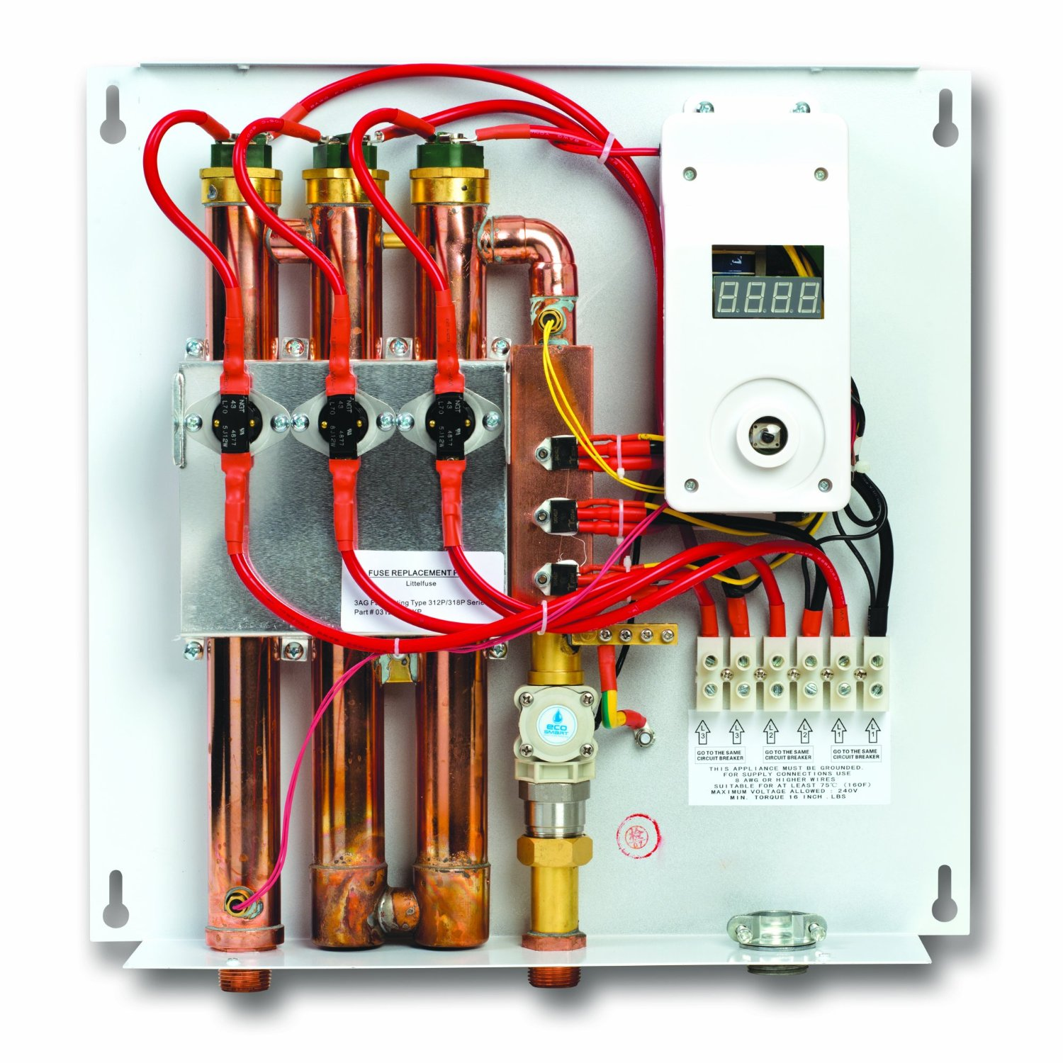 Home Improvement Lists Best Tankless Water Heaters Amp How