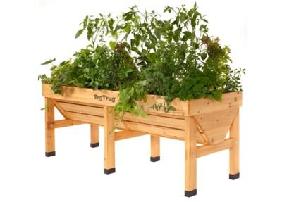 veg trug raised garden planters