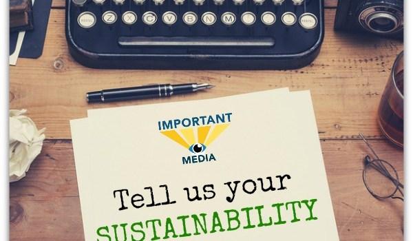 sustainability story