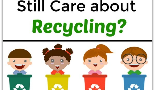 Do Consumers Still Care about Recycling?