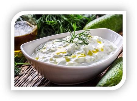 Authentic Greek tzatziki recipe (vegan)