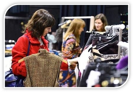 WALK IN WARDROBE™ clothes swap event London  Saturday 18 May