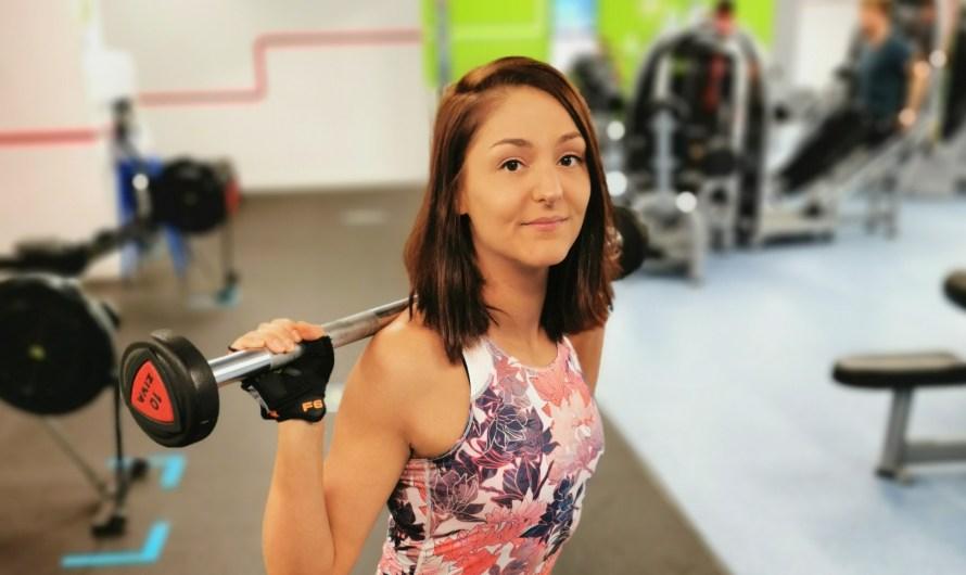 Anna Gora vegan health and fitness coach, a success story