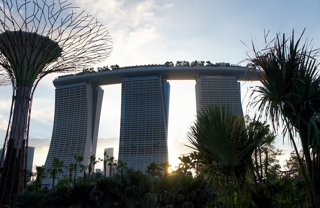 greenlooksgreat Singapur Marina Bay Sands Hotel