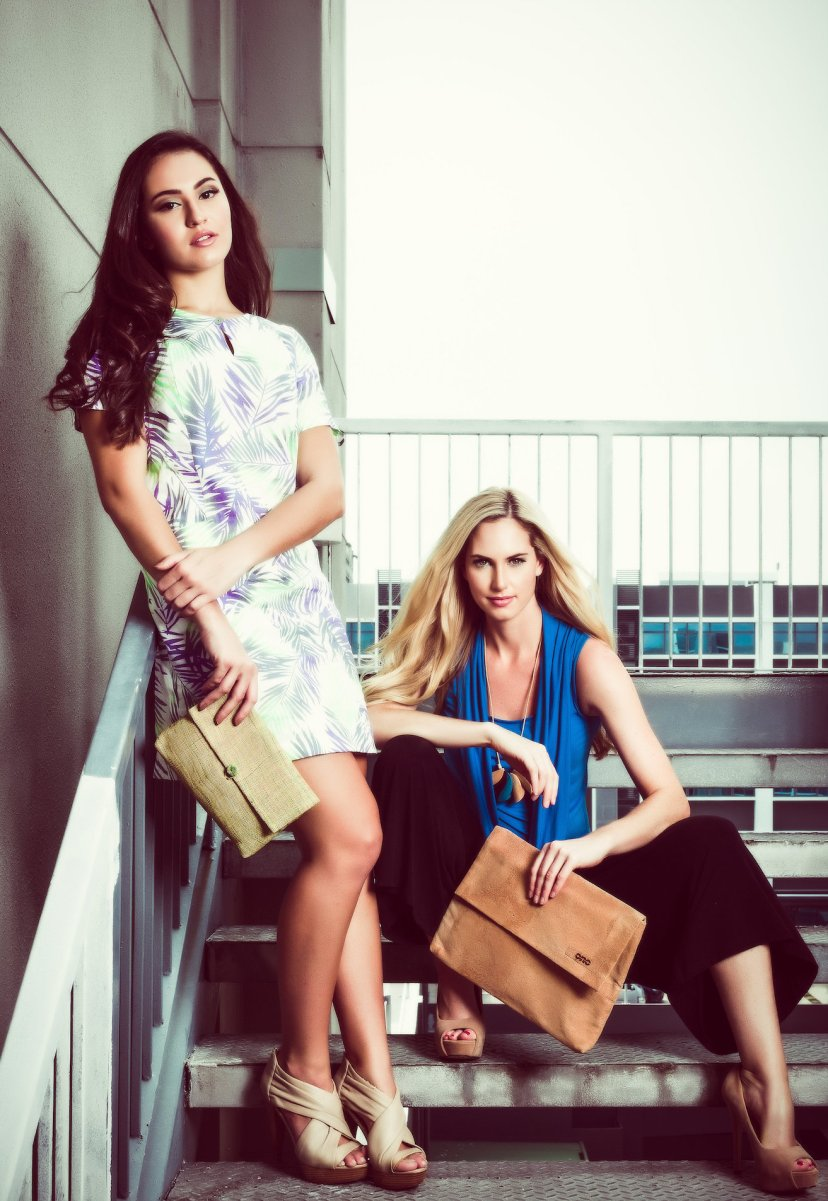 Eco Fashion at its best - by Zhai Singapore