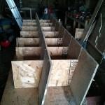 Rollout Nest Boxes