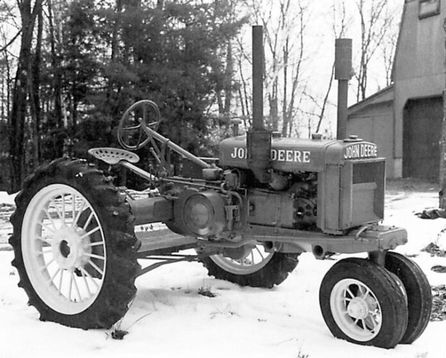 At Age 17 I Started Out With Tractors With A Real Early 1938 John Deere G Unfortunately I Sold It In 1979 To Pay For The College Education I Had Just