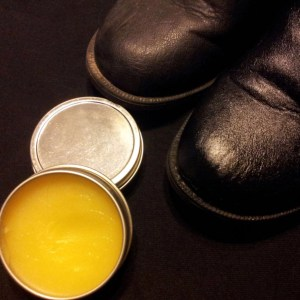 Beeswax Leather Care