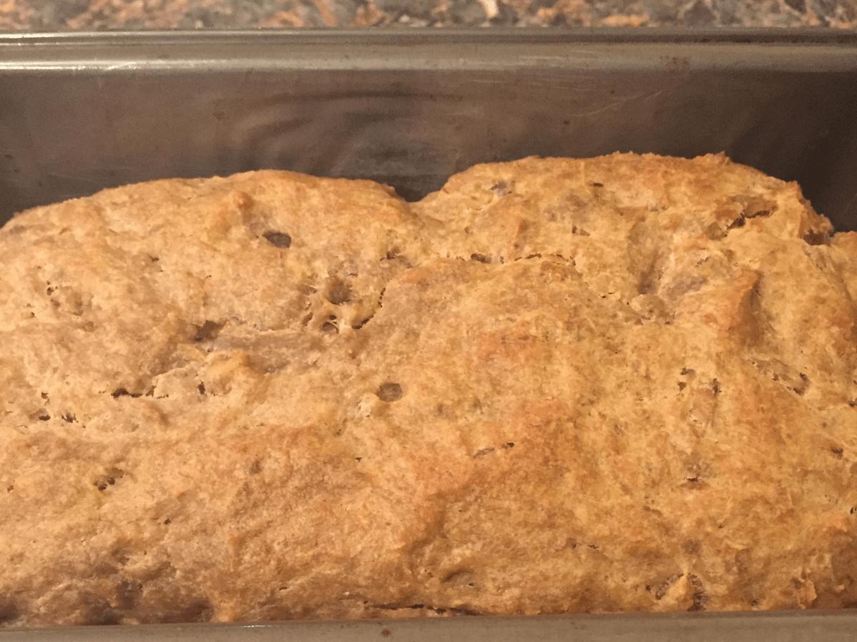 banana bread sour cream recipe
