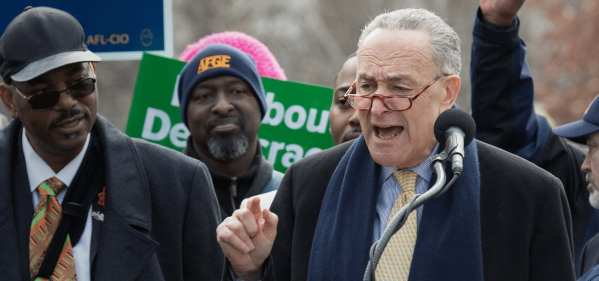 Sen. Chuck Schumer Introduces Cannabis De-Scheduling Legislation