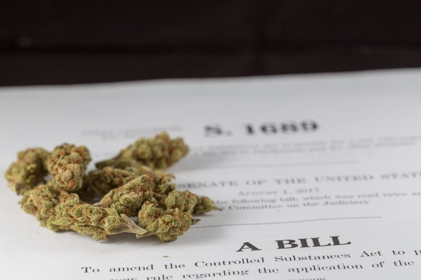 Congress Could Vote On These Marijuana Amendments Next Week (Unless GOP Blocks Them Again)