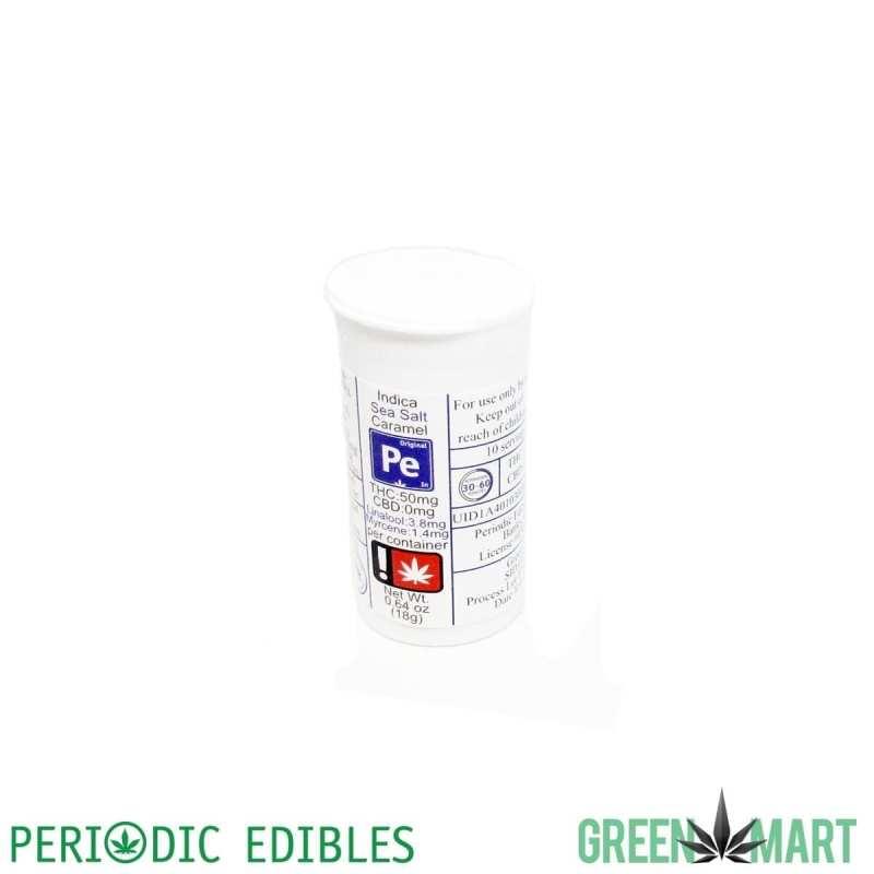 Periodic Edibles - Indica Sea Salt Caramel