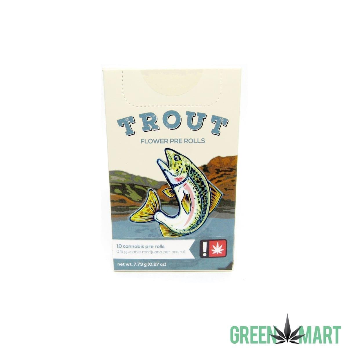 Trout Pre-roll 10 Packs – Lemon Skunk