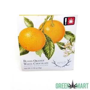 Wyld Blood Orange Sativa White Chocolate Single