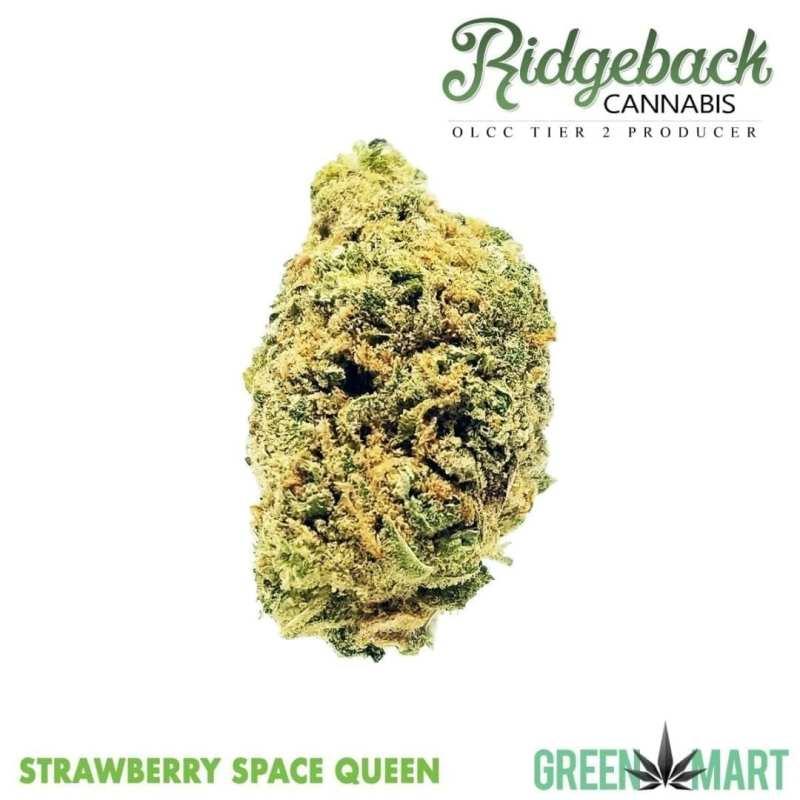 Strwaberry Space Queen by Ridgeback Cannabis