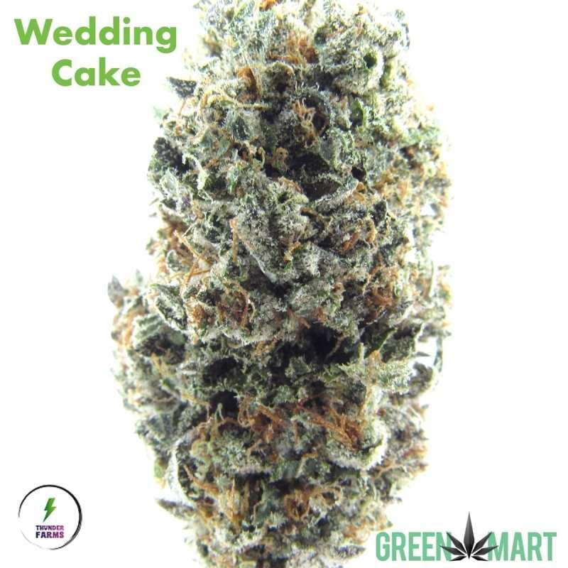 Wedding Cake by Thunder Farms