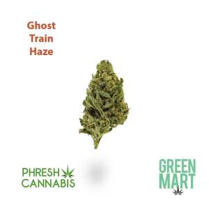 Phresh Cannabis Ghost Train Haze Flower