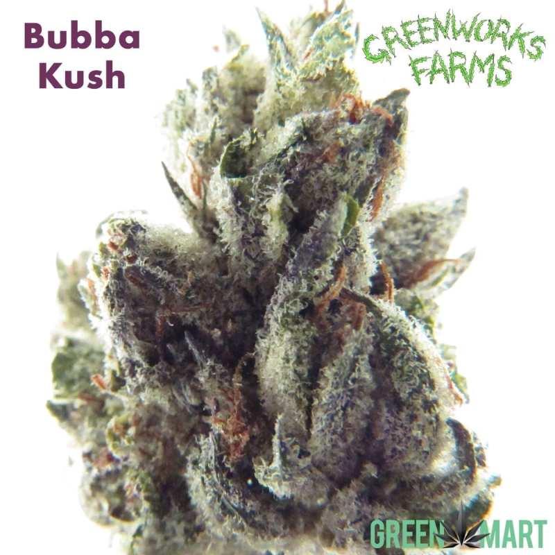 Greenworks Farms - Bubba Kush