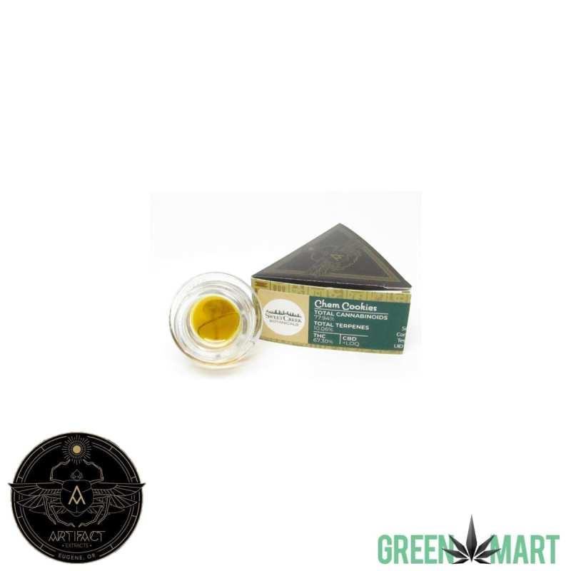 Artifact Extracts - ChemCookies