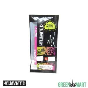 Hellavated Disposable Vape - Mango Dragon