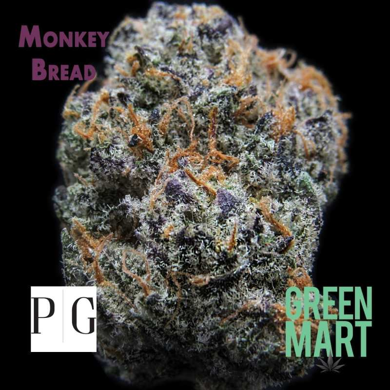 Monkey Bread by Pacific Grove