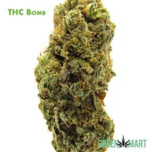 THC Bomb by Wykanush