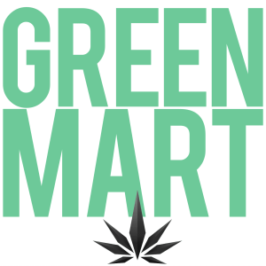 Green Mart Square Logo