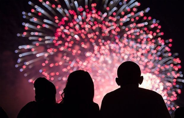 Fourth of July with Cannabis