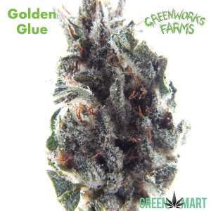 Golden Glue by Greenworks Farms
