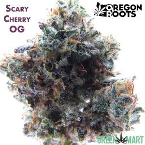 Scary Cherry OG by Oregon Roots