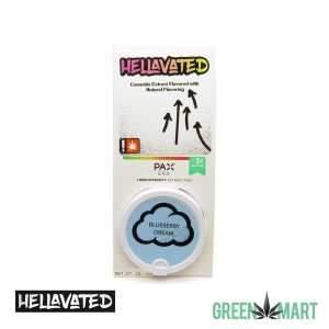 Hellavated Pax Era Pod - Blueberry Dream Half Gram