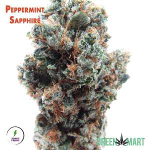 Peppermint Sapphire by Thunder Farms
