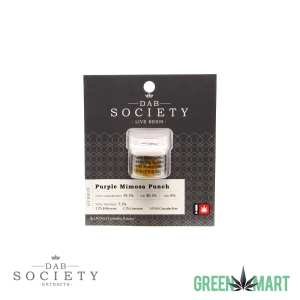 Dab Society Extracts - Purple Mimosa Punch