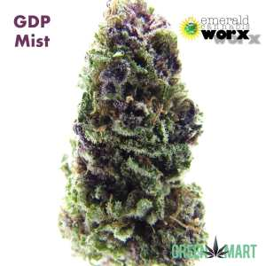 GDP Mist by Emerald Cannabis Worx