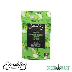 Smokiez THC Gummiez - Green Apple