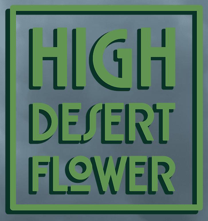 High Desert Flower