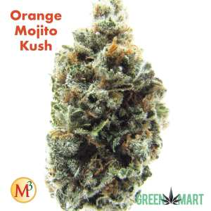 Orange Mojito Kush by Mother Magnolia Medicinals
