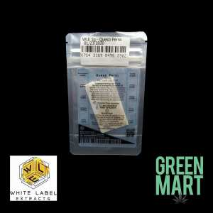 White Label Extracts - Queso Perro Shatter Back