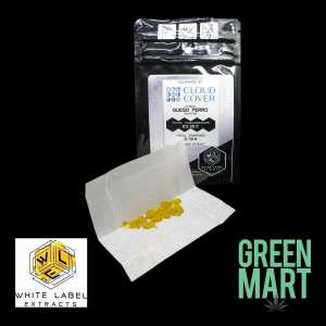 White Label Extracts - Queso Perro Shatter Front