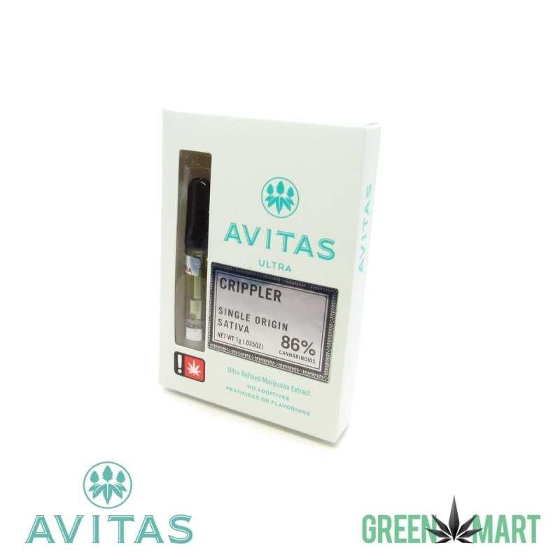 Avitas Ultra Distillate Cartridge - Crippler