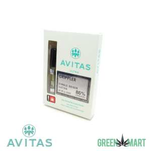 Avitas Ultra Distillate Cartridge - Crippler