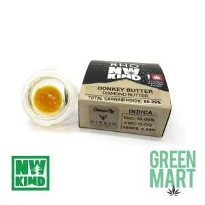 NW Kind Extracts - Donkey Butter Diamond Butter