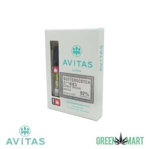 Avitas Distillate Cartridges - Butterscotch C**kies