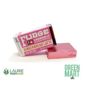 Fudge Yourself - Gingerbread Latte Fudge